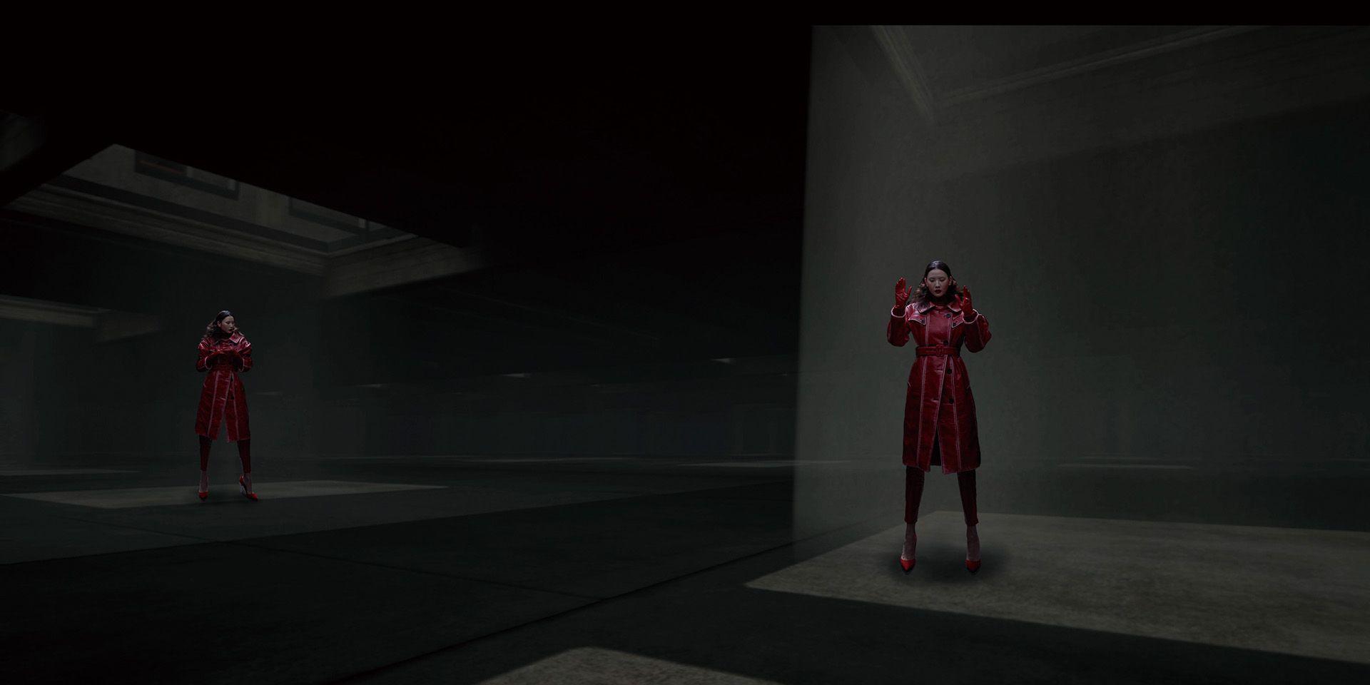 陶亞倫,虛擬實境,白晝之夜,藝術