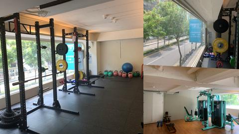 運動空間:健身計畫