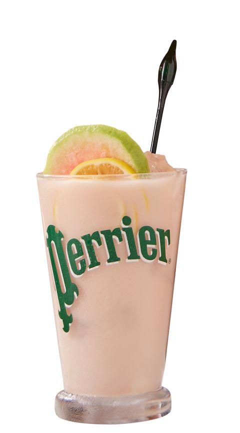 沛綠雅perrier推出全新氣泡綜合果汁!「清爽檸檬搭配香甜紅心芭樂」純飲、調酒都適合