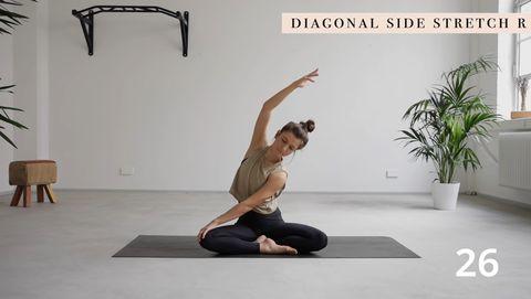 推薦10個居家伸展運動改善肌肉緊繃