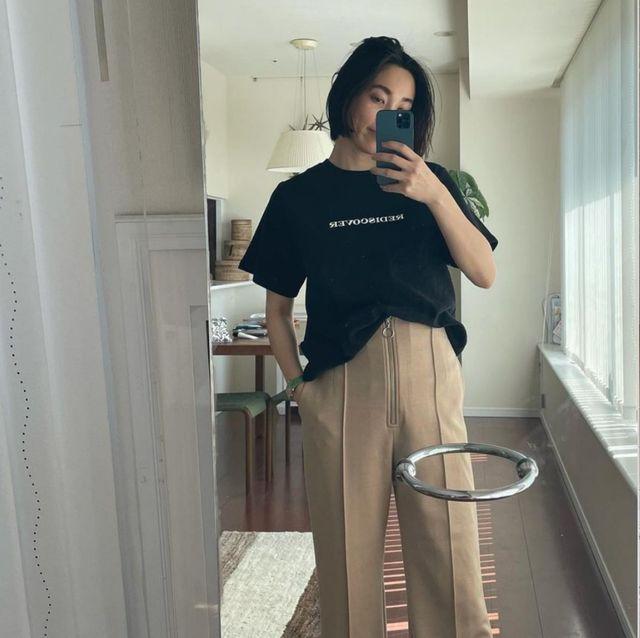 在家工作wfh怎麼穿輕鬆又有質感?跟日本時尚工作者學宅在家的8種穿搭公式