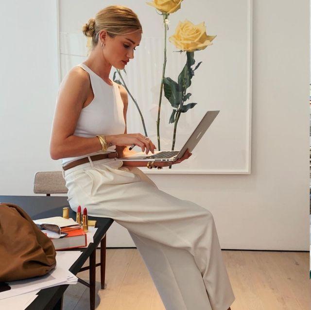 在家工作wfh 什麼穿搭最恰當?歐美時尚工作者教你用基本款變化12種「休閒商務風」上班造型