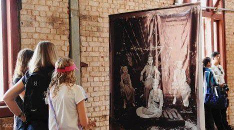 緬甸仰光美術館