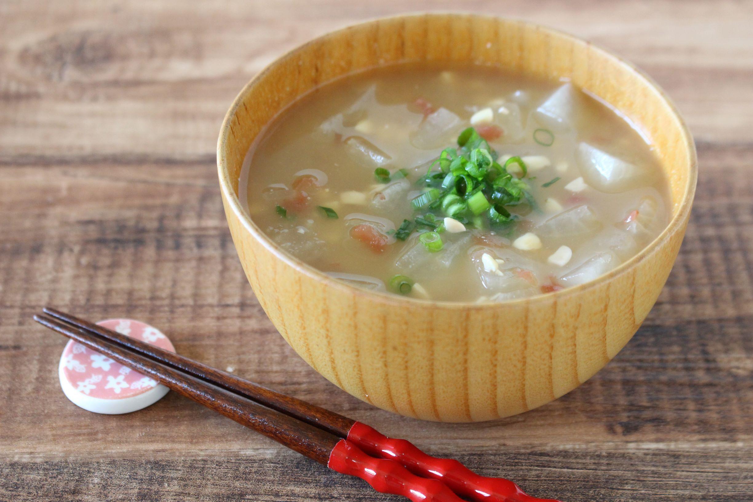 レシピ 大根 味噌汁