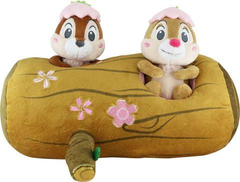 7-ELEVEN迪士尼櫻花季集點送登場!奇奇蒂蒂、小飛象、小鹿斑比化身夢幻療癒商品