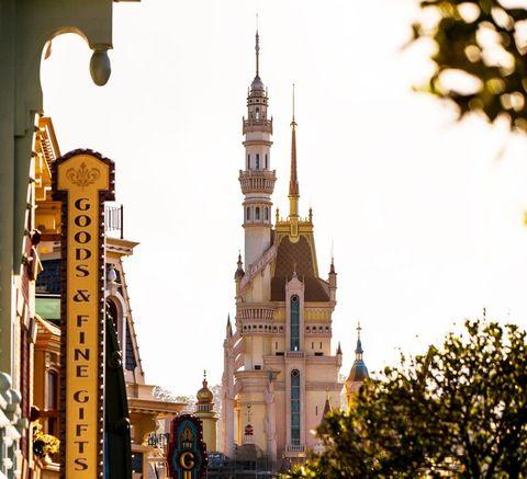 香港迪士尼絕美「奇妙夢想城堡」2020開幕!一系列美照曝光