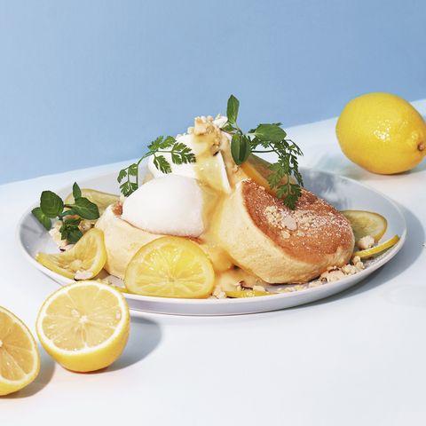 flipper's奇蹟的舒芙蕾鬆餅檸檬乳酪