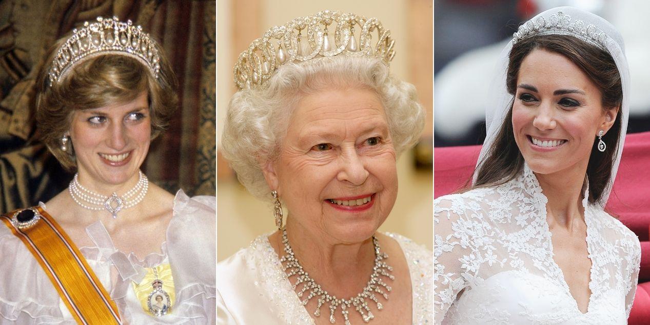 英國女王,女王珠寶收藏,伊莉莎白二世