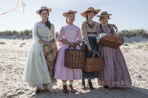 Emma Watson (Finalized);Eliza Scanlen (Finalized);Florence Pugh (Finalized);Saoirse Ronan (Finalized)