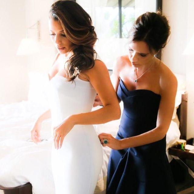 婚禮,穿搭,伴娘服, 婚紗, 婚禮時尚, 明星婚禮, 婚紗設計