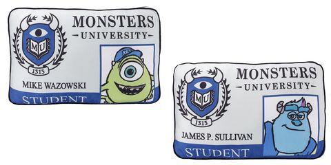 hola迪士尼系列monsters造型抱枕