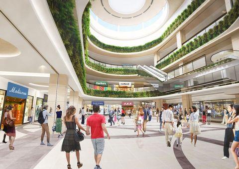 三井outlet插旗南台灣!「mitsui outlet park台南」2021年底開幕,180間店舖值得期待