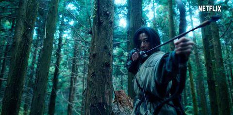 全智賢《屍戰朝鮮:雅信傳》預告「他」的神秘角色!故事發生在第三季前、netflix上映時間確認