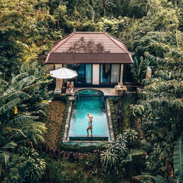 藏身山海間的峇里島MMP度假村!感受叢林雲海景致、海天一線無邊際泳池