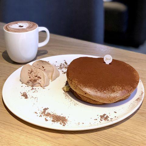 微兜x BAC推出【濃厚系】巧克力聯名!爆漿「可可伯爵瓦帕鬆餅」巧克力香氣超濃郁