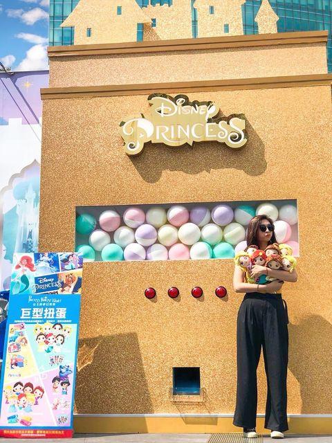 台中公主的夢幻世界期間限定店烏蘇拉