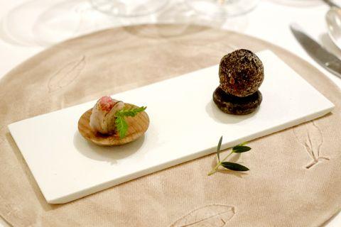 巴黎廳1930 x日本主廚「高山英紀」推出三日限定和牛套餐!「鳥取和牛肋眼、和牛可樂球」軟嫩多汁上桌