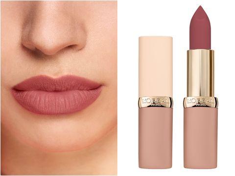 巴黎萊雅「小粉管」終於上市!絕美6色【玫瑰粉裸】粉霧訂製唇膏超滑順又顯白