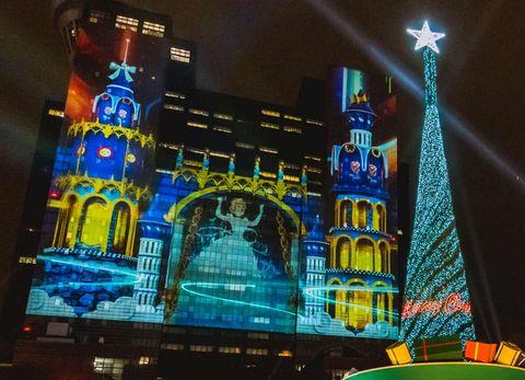 2020新北耶誕城攜手「迪士尼」!史上最長、最盛大「音樂盒聖誕樹、6大公主裝置、8大光廊」展區全曝光