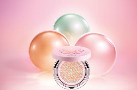 嬌蘭,幻彩流星夢幻光氣墊,幻彩流星蜜粉球,beauty