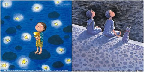 Cartoon, Illustration, Water, Animated cartoon, Organism, Art, Fun, Child, Animation, Play,