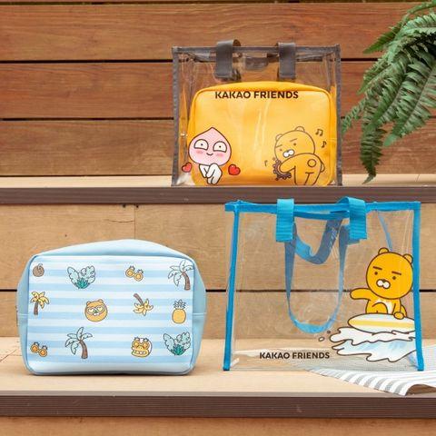 康是美 x kakao friends推18款加購日常小物!摺疊椅、藍芽耳機、萬用浴巾⋯萌得不可理喻