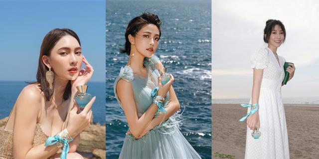 全新versace狄倫淡藍女性淡香水讓你都市、海島隨意穿梭!彷彿置身海島國家的「度假系香水」,連人氣kol 鮭魚、ariel、cc都淪陷!