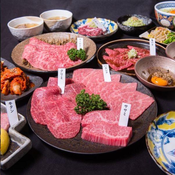 彈嫩厚切牛舌、羽下翼板和牛太銷魂必吃!米其林一星日本和牛專賣店「俺達的肉屋」推出雙人套餐