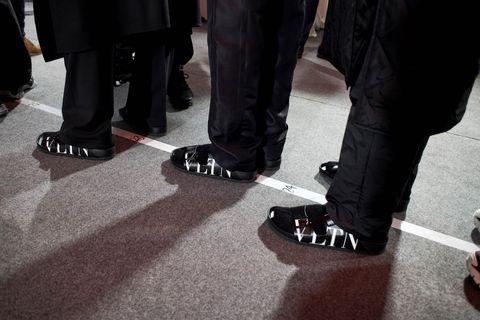 VALENTINO X BIRKENSTOCK 勃肯涼鞋