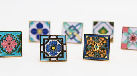 Pattern, Collection, Visual arts, Wildflower, Art,