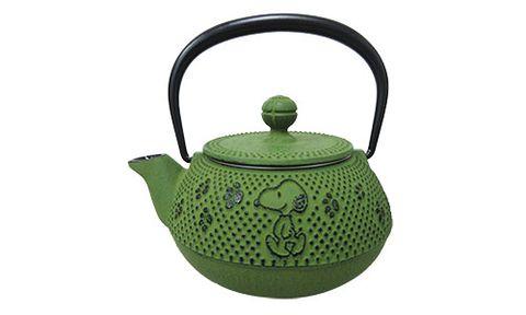 日本「史努比茶屋」限量商品!超可愛茶具 + 餐具組都是日式傳統工藝的設計,再重也要扛回家!