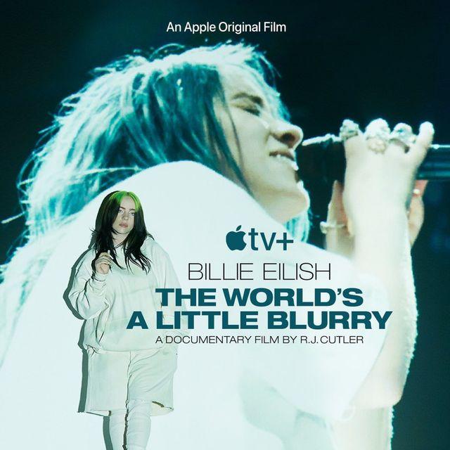 《怪奇比莉billie eilish:我眼中的迷濛世界》正式上線!紀錄18歲葛萊美大獎得主的音樂路