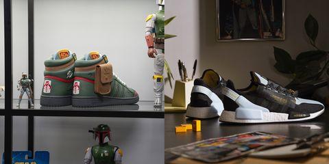 adidas originals star wars聯名系列