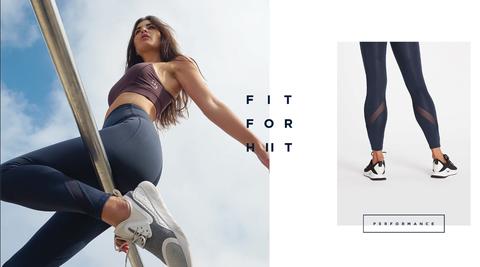 高機能女性運動品牌nimble activewear