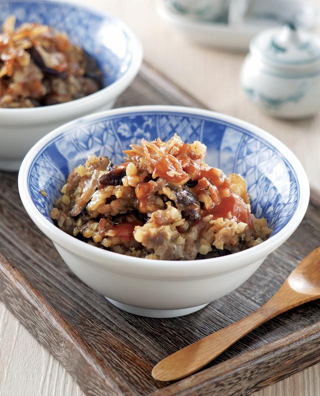 低醣油飯 食譜 花椰菜米