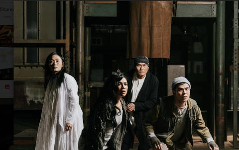《天橋上的魔術師》原著作家吳明益暢銷小說《複眼人》化身舞台劇!以交響樂、多媒體探討人與環境的永恆議題