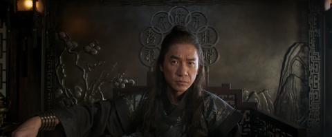 《尚氣與十環傳奇》前導預告釋出,梁朝偉最帥反派造型曝光