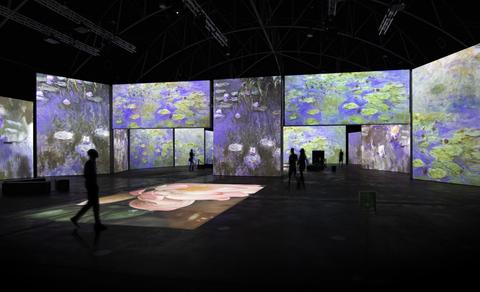 《印象莫內-光影體驗展》結合科技聲光與古典名作!《再見梵谷》團隊全新策劃移師高雄首展