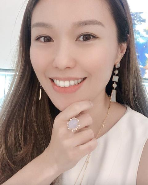 台灣輕珠寶品牌tracey chen創辦人暨設計師