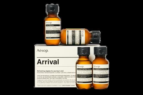 過夜旅行組推薦清單!aesop、茶籽堂10組出國旅遊保養必備