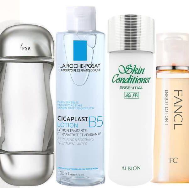 推薦5款「舒緩化妝水」敏感肌也能用