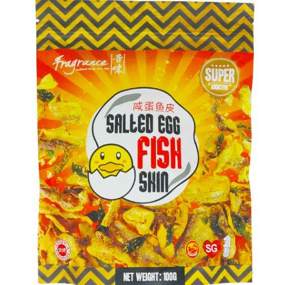 新加坡必買伴手禮「鹹蛋黃魚皮」7-11獨家開賣! 鹹香涮嘴「原味+辣味」同步限量上市