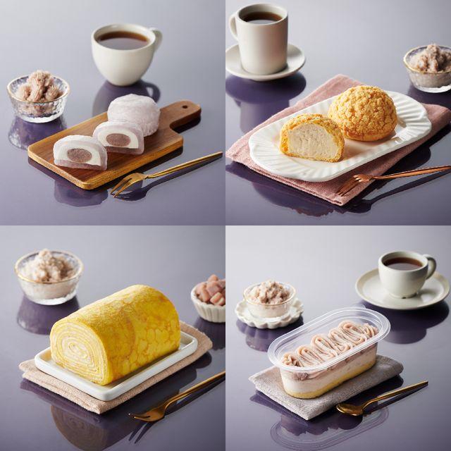 全聯 x 大甲鎮瀾宮聯名推出15款芋頭控必吃甜點、麵包清單!