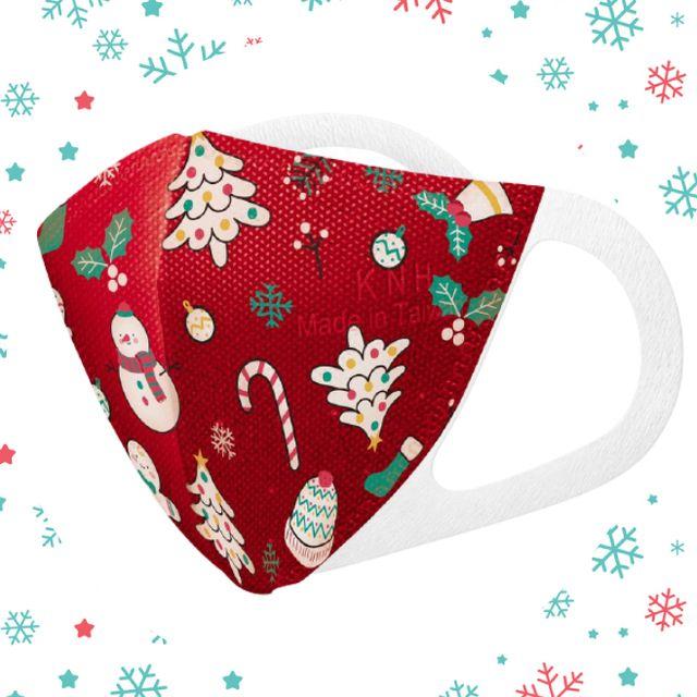 2020「聖誕口罩和三麗鷗口罩」7 11、家樂福、全聯、屈臣氏開賣