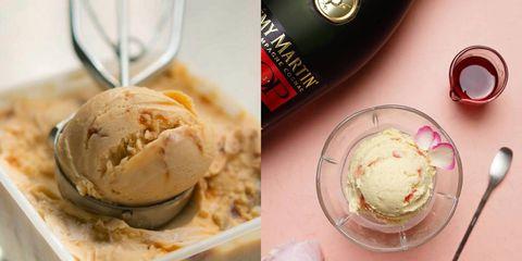 Food, Ice cream, Dondurma, Frozen dessert, Gelato, Ingredient, Dish, Cuisine, Dessert, Vanilla ice cream,