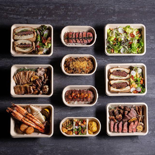 燒肉中山療癒食物計畫推出療癒補給空投包
