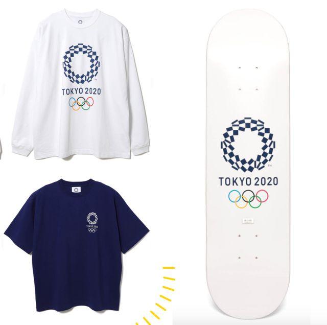 beams推出官方授權「2020東京奧運」周邊商品