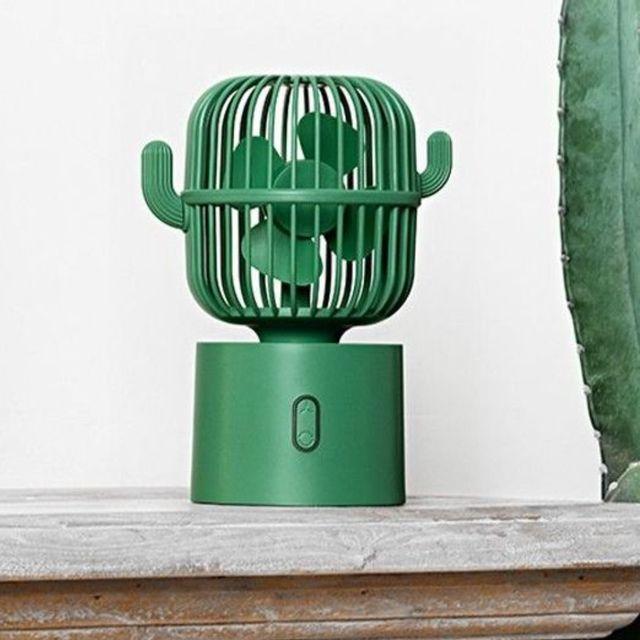 夏日納涼消暑大作戰!10款「桌上型電風扇」推薦