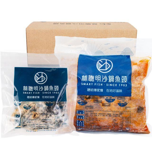 林聰明沙鍋魚頭跟kkday推冷凍自煮包,人氣拌麵、沙茶魚鬆同步開賣
