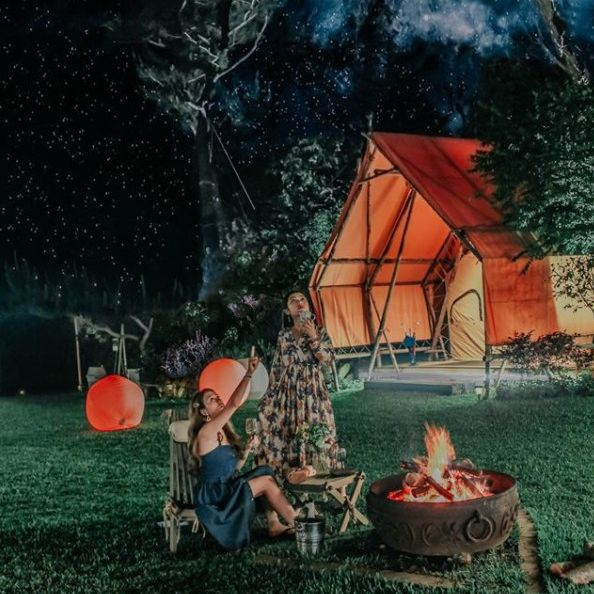 台灣豪華露營場地推薦 懶人 免裝備 帳篷